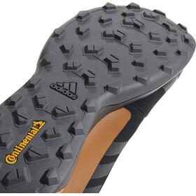 adidas TERREX CMTK GTX Trail-Running Shoes Men Core Black/Grey Four/Hi-Res Orange